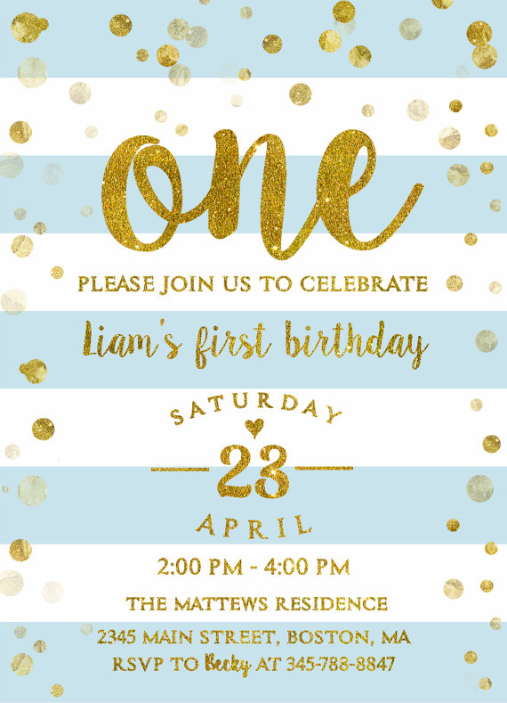 First birthday invitation boy merryelle design filmwisefo
